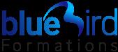 Blue Bird Formations Logo